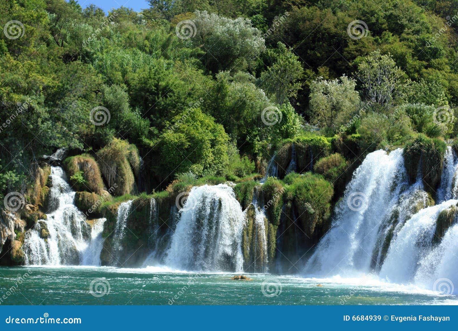 The river Krka