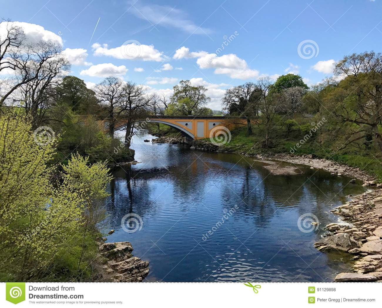 River Lune from Devils Bridge