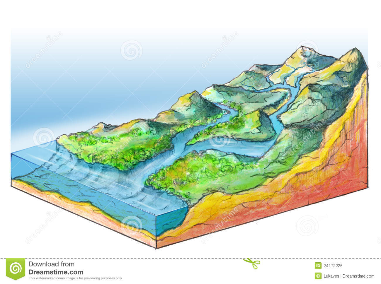 mississippi river map with Royalty Free Stock Image River Mouth Image24172226 on River Safari Photos as well Maps Mississippi River Flooding 2011 additionally Usa Geog additionally Viewgame furthermore downtowndavenport.