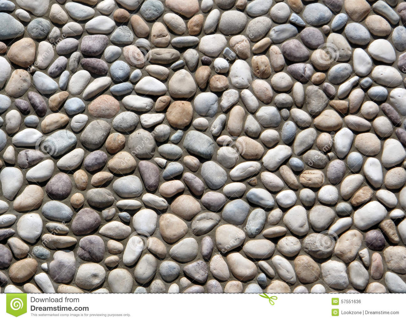 River rock patterned wall stock photo image 57551636 for River rock wall