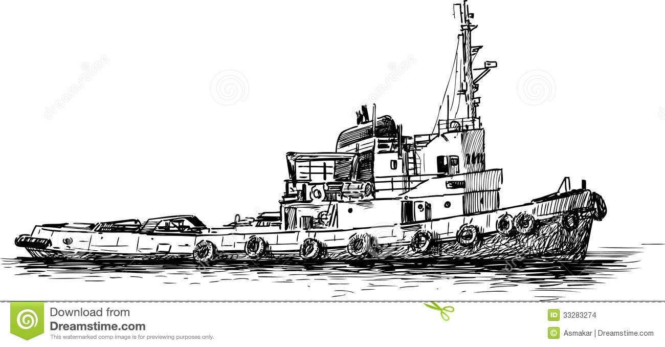 River Ship Stock Images Image 33283274