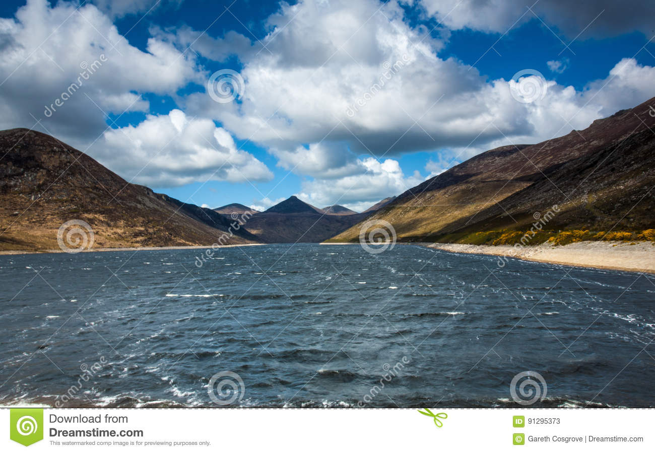 River in Silent Valley, County Down, Northern Ireland