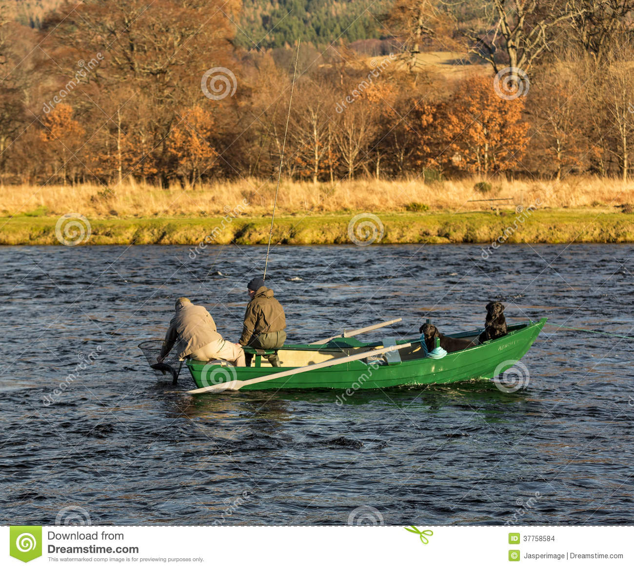 River spey opening day of fishing season 2014 editorial for When is fishing season
