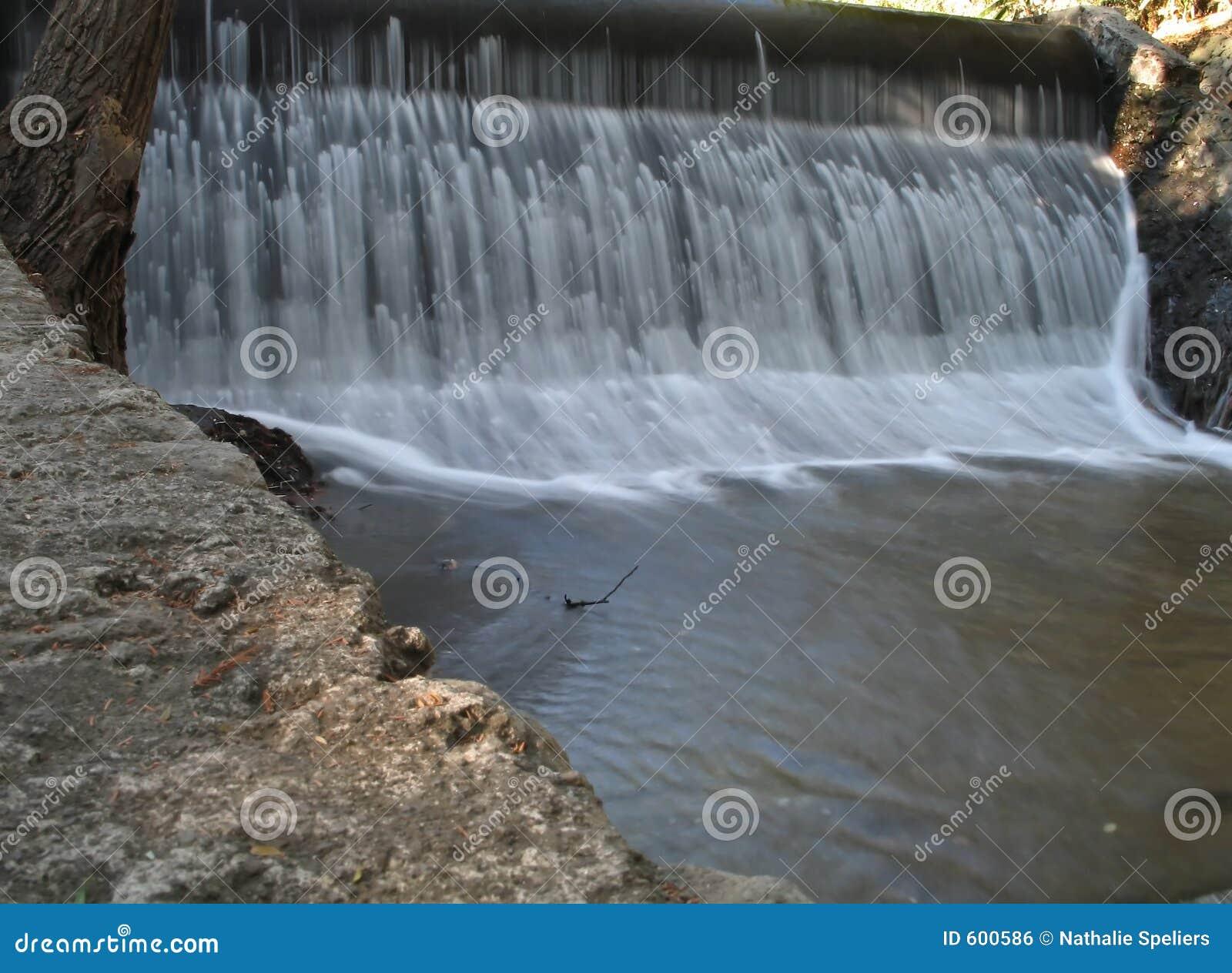River Stream Fall