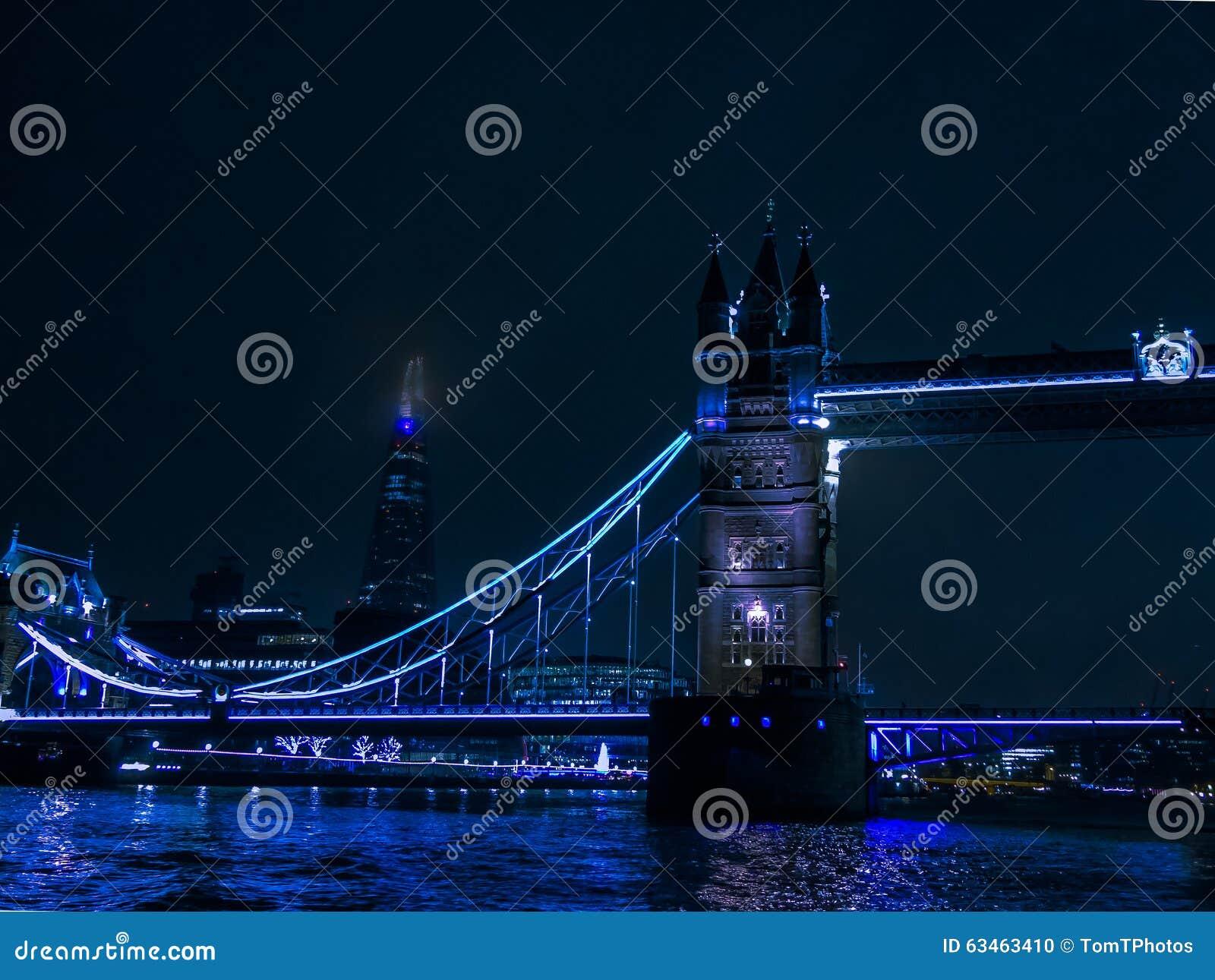 bridge gb night london - photo #33