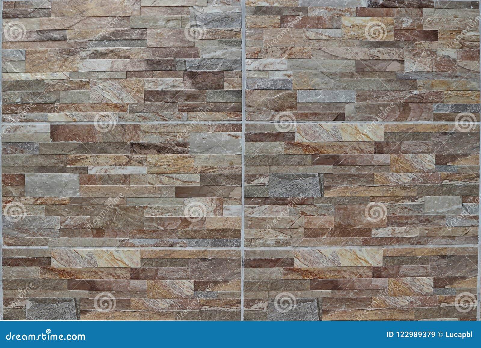 Muro Fatto In Pietra rivestimento della parete di pietra fatto dei pannelli
