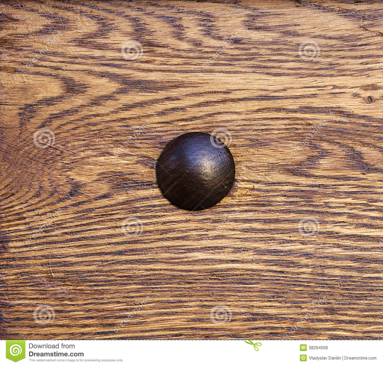 rivet wood royalty free stock images