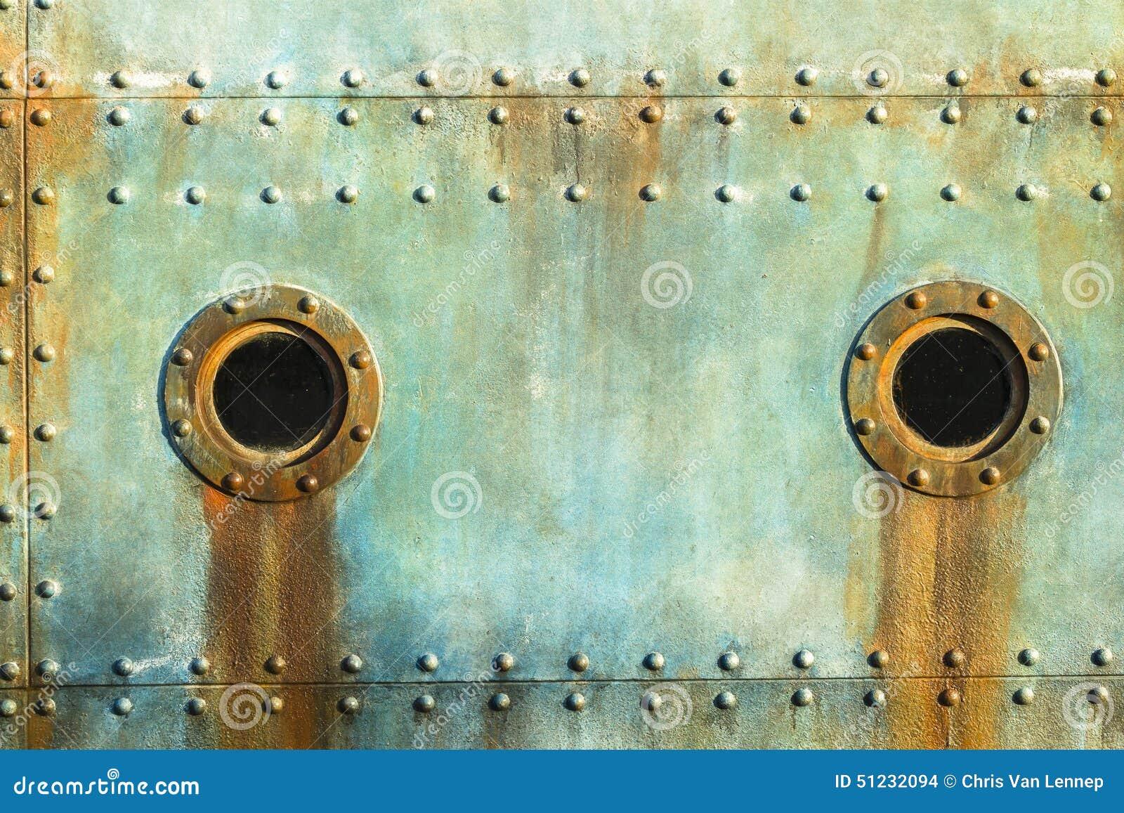 rivets de hublot de carlingue de bateau photo stock image 51232094. Black Bedroom Furniture Sets. Home Design Ideas