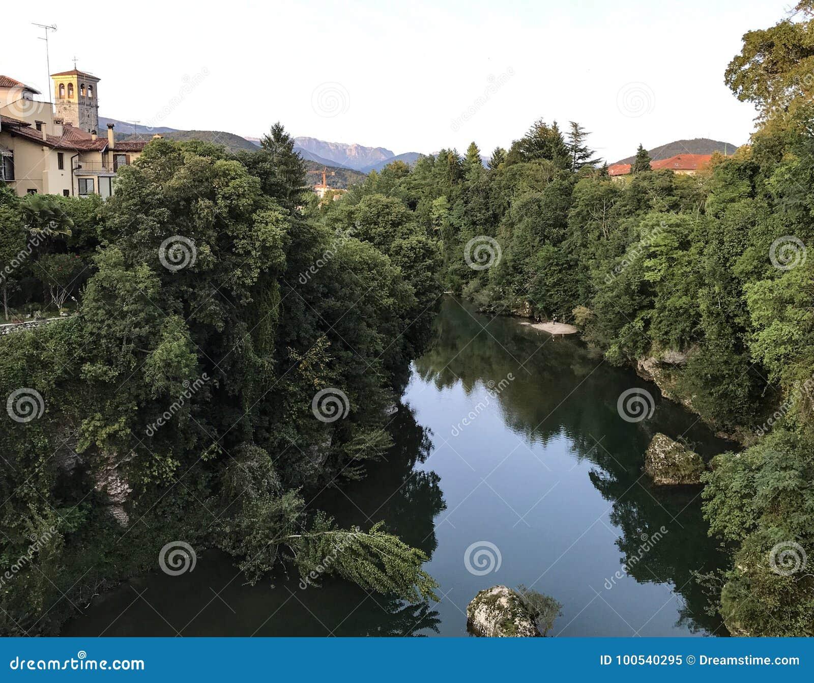 Rivière de Natisone