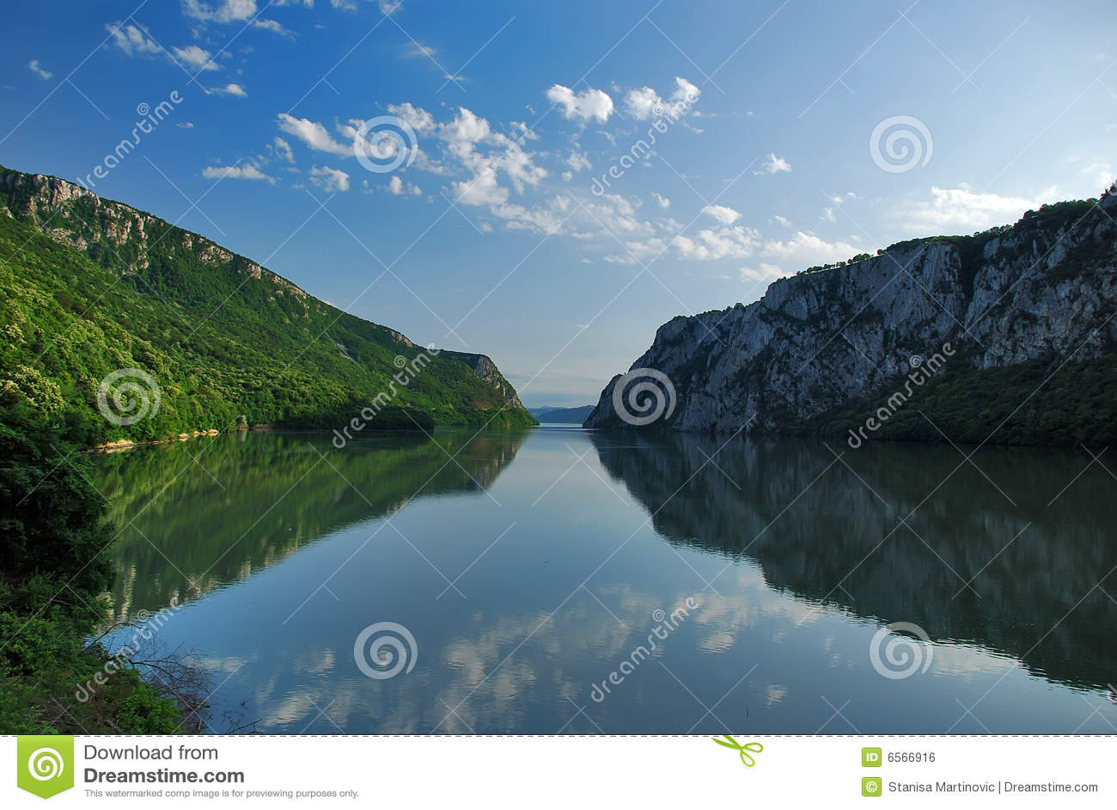 Rivier Donau