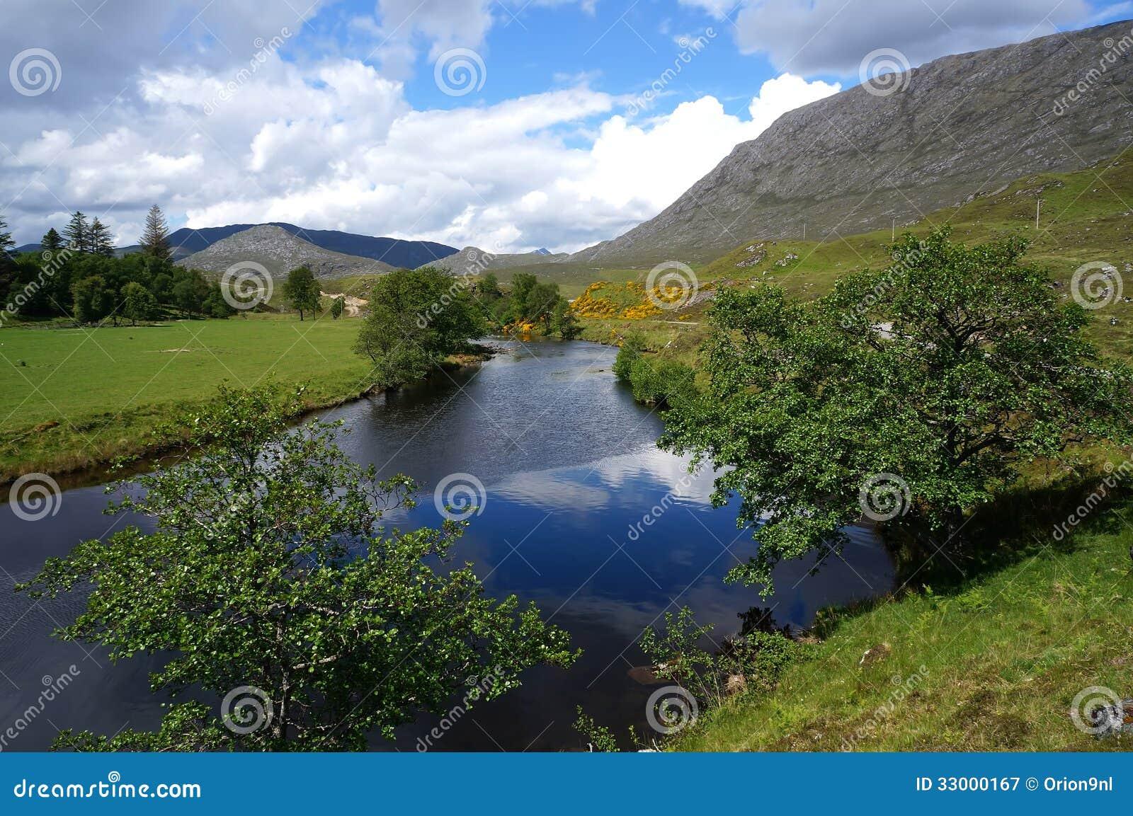 Rivier Farrar in Glen Strathfarrar