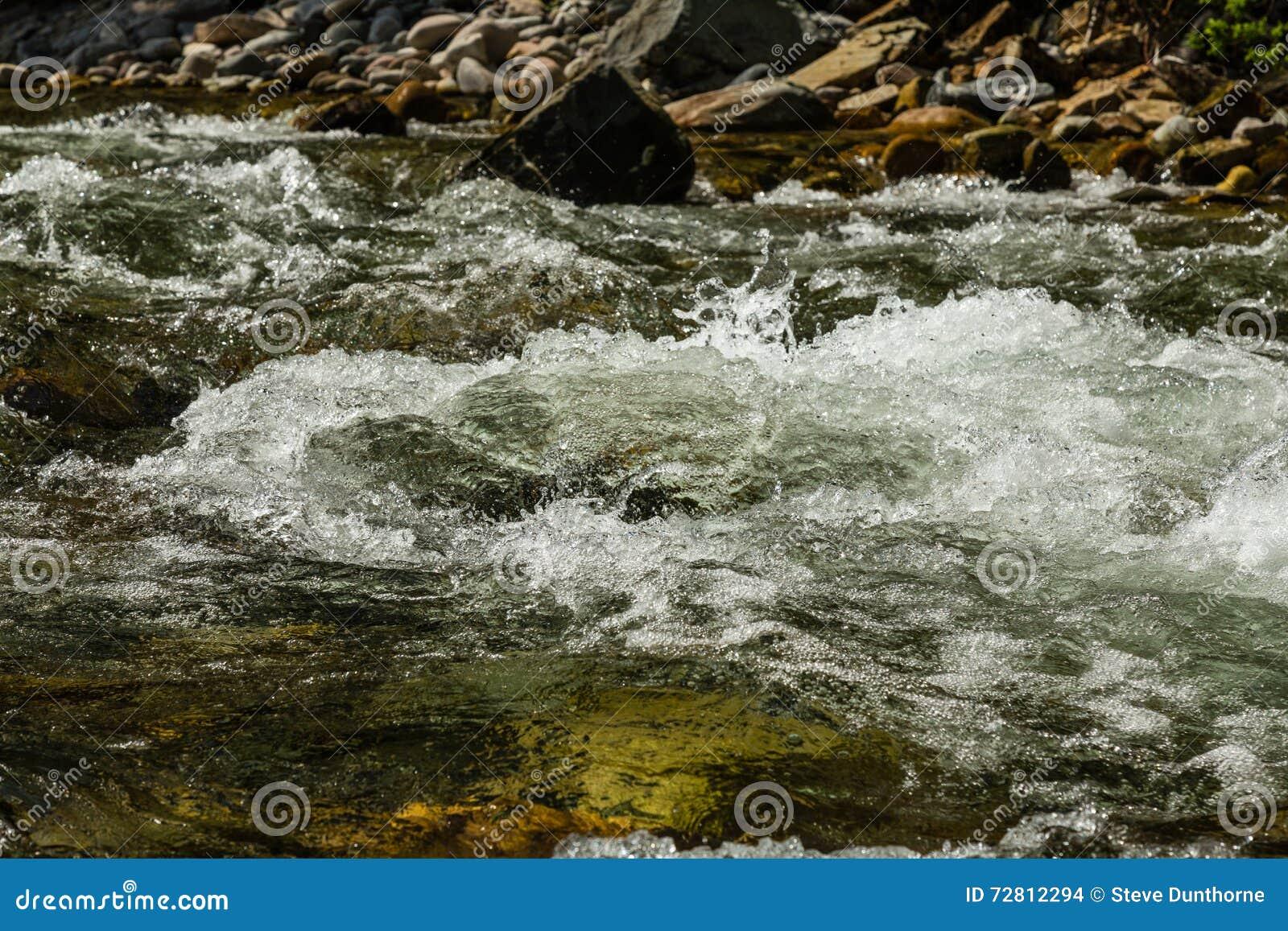 Rivier Stromend Wild Water