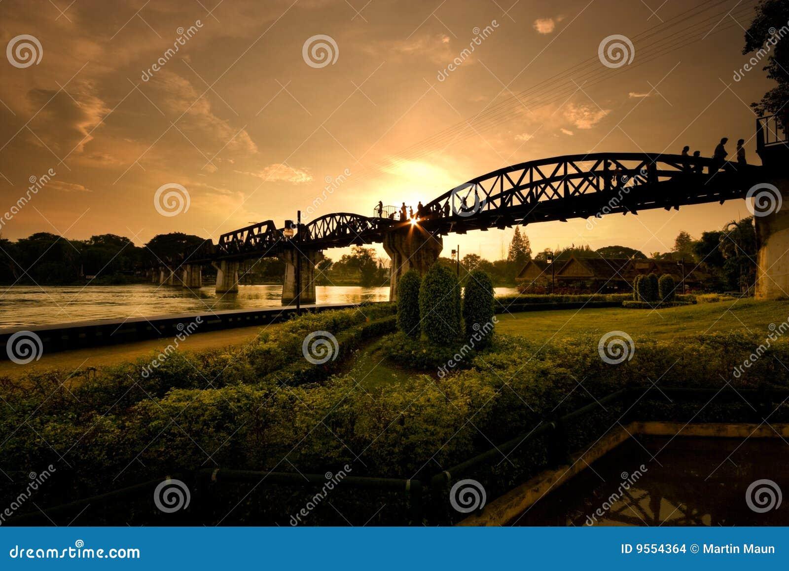 Riwer Kwai Bridge