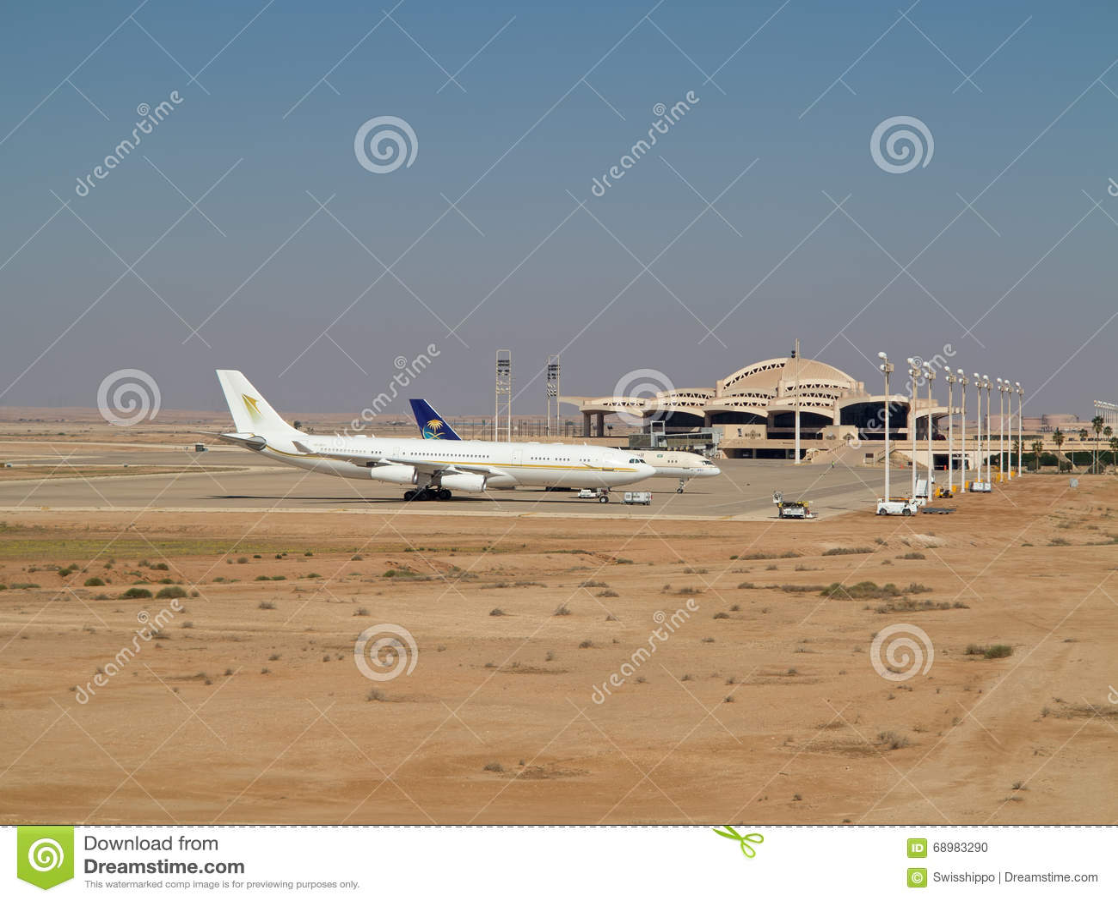 Riyadh flygplats
