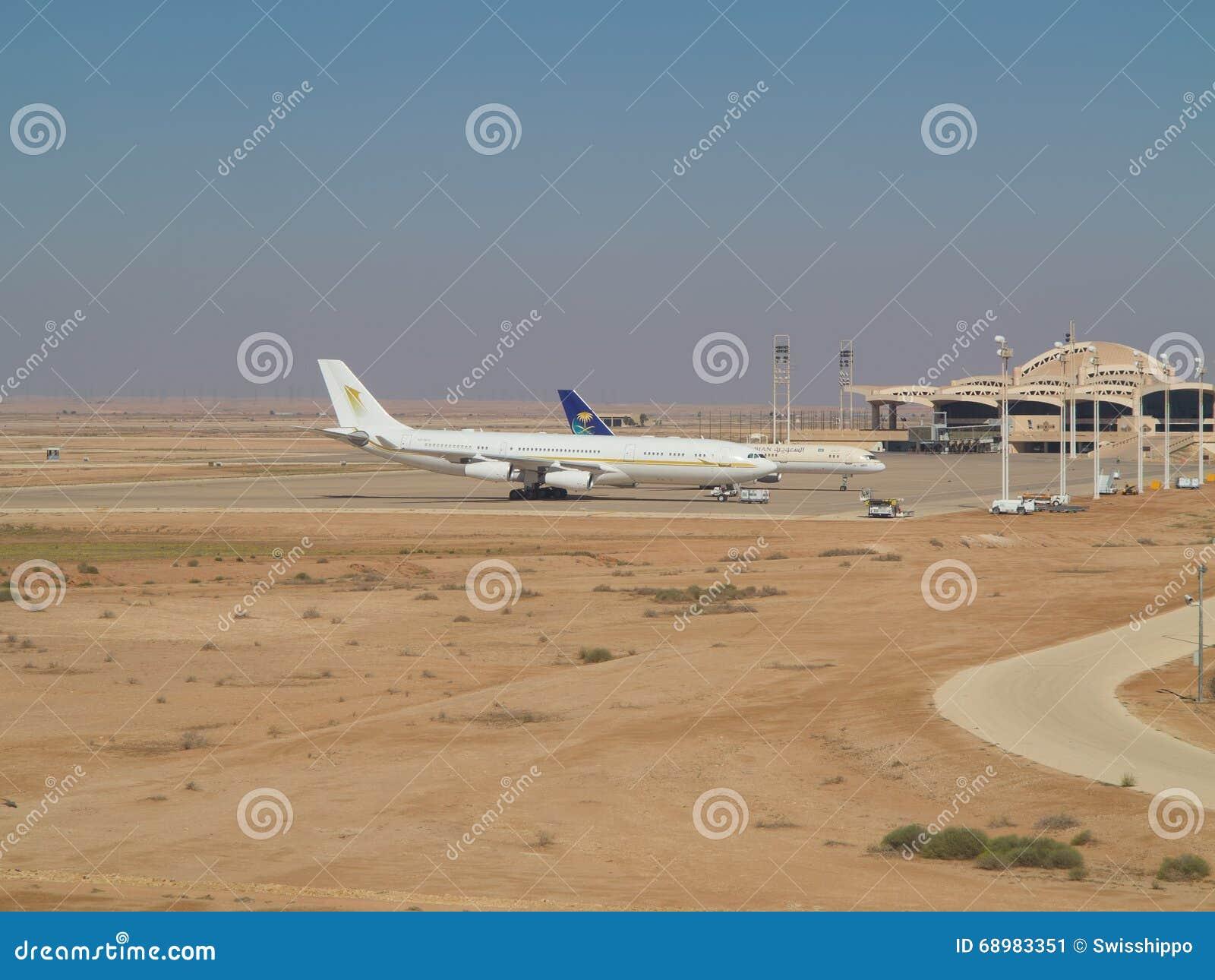 Riyadh luchthaven