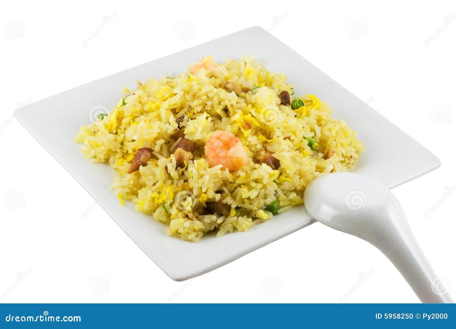 Riz frit 2