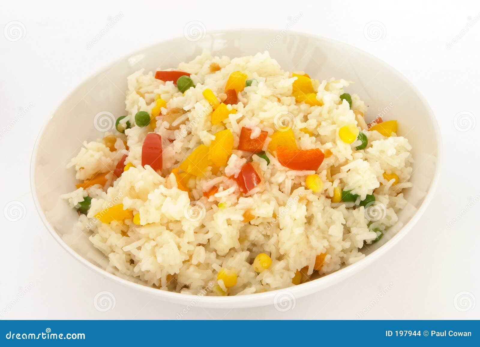 Riz frit végétal 2
