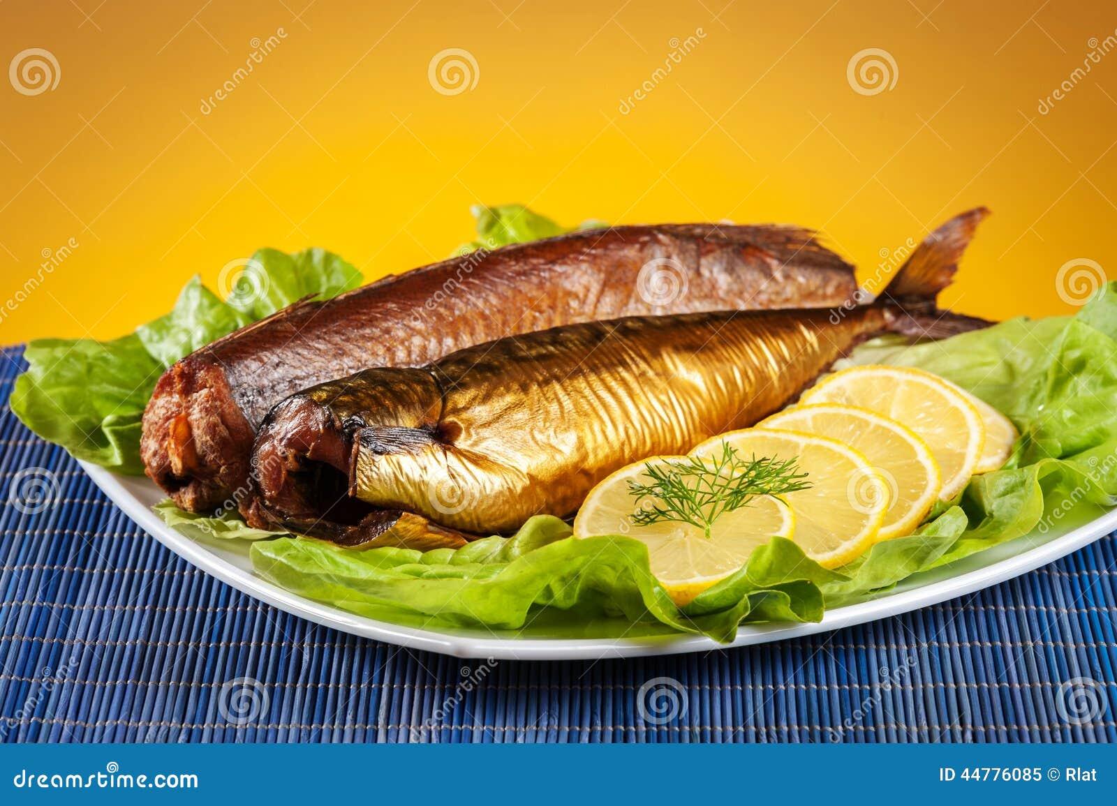 RÖKT FISK