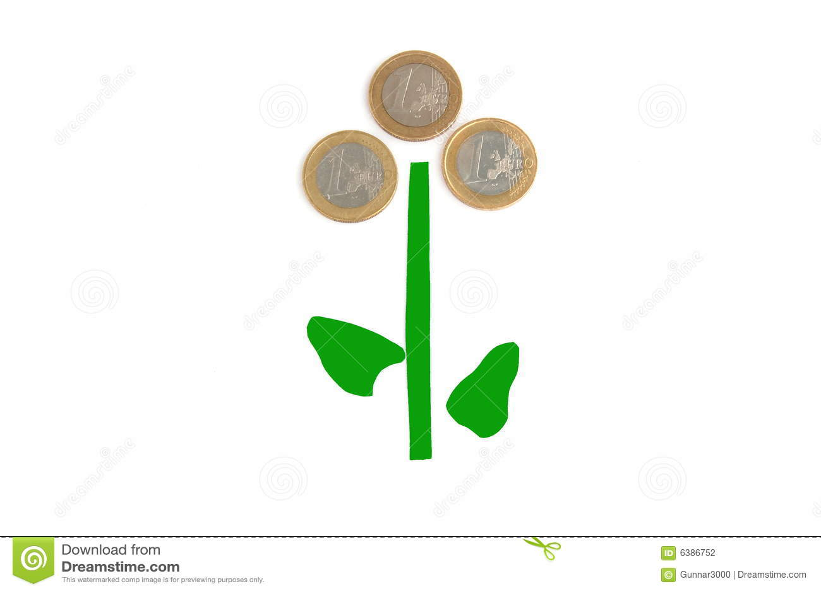 Rośliny pieniądze