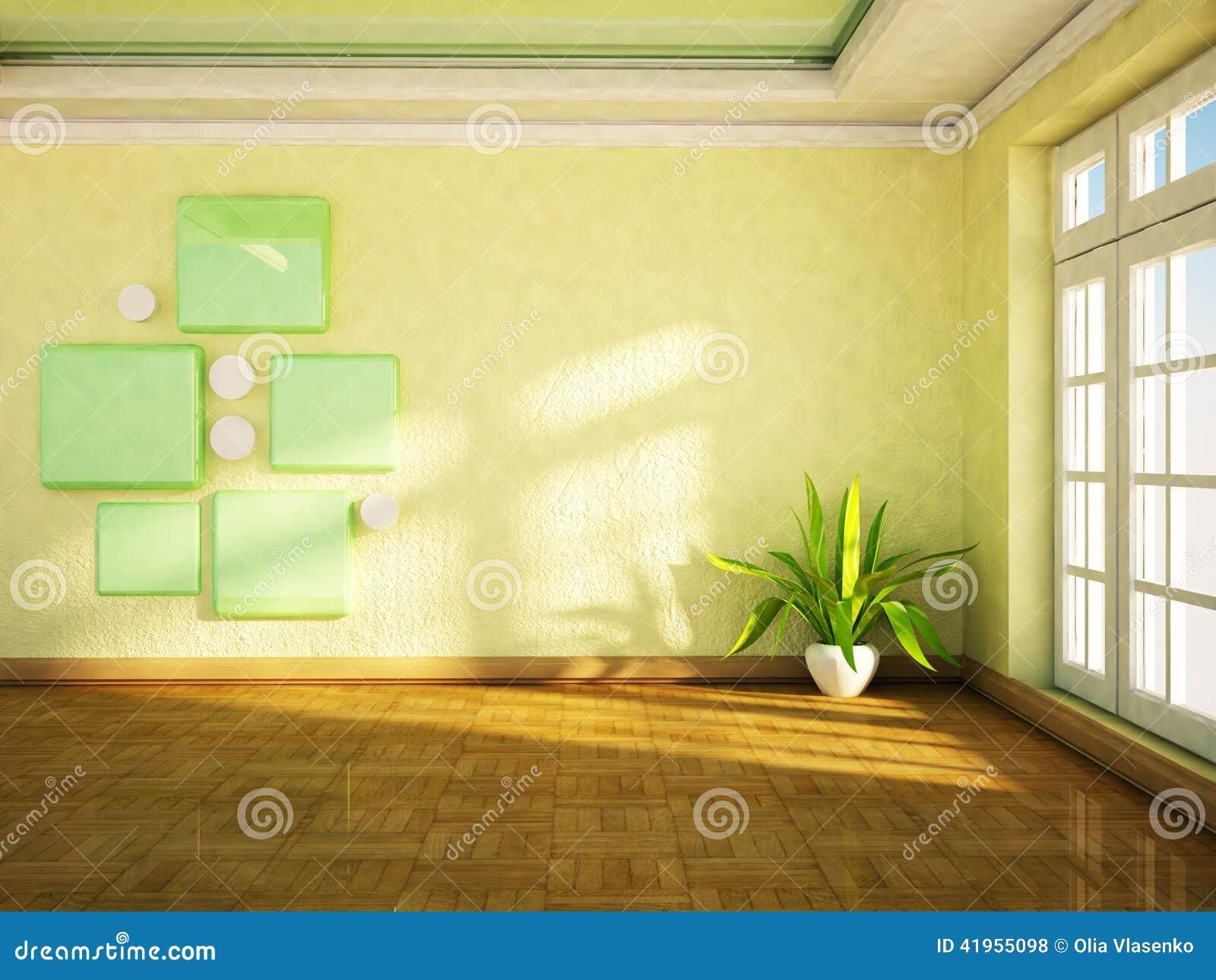 Roślina stoi blisko okno