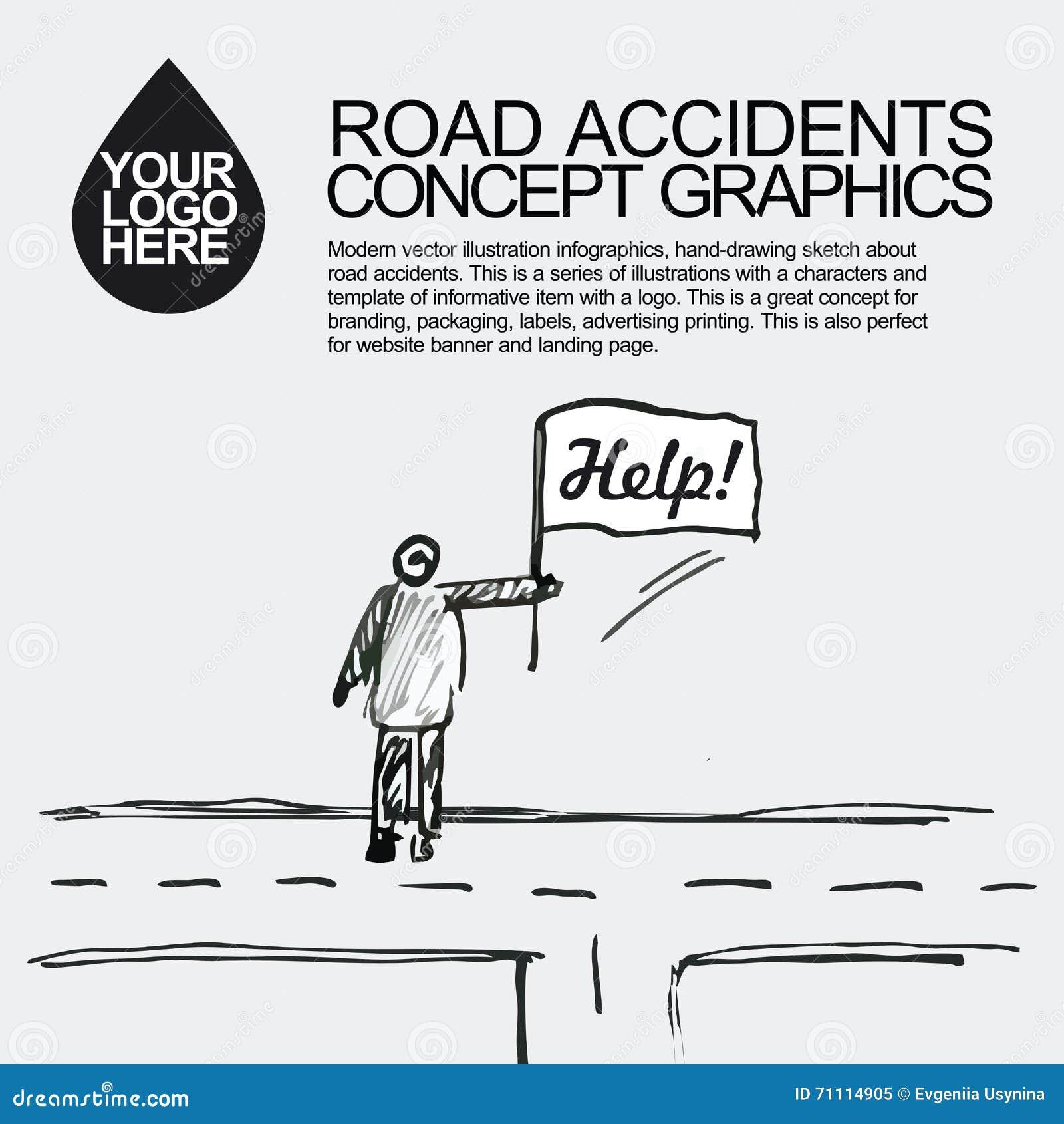 car accident street