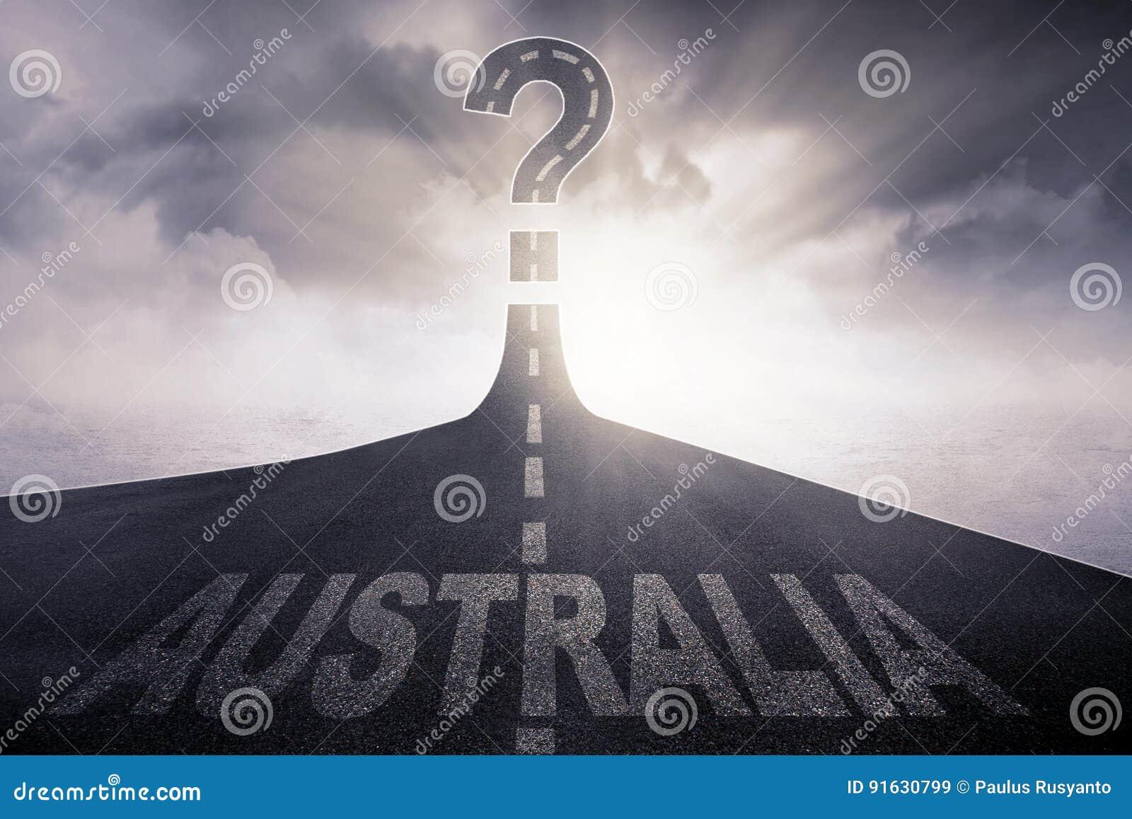 Date questions in Australia