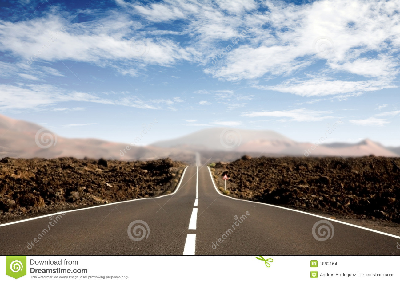 Road Career Path Stock Photo Image Of Marks Direction