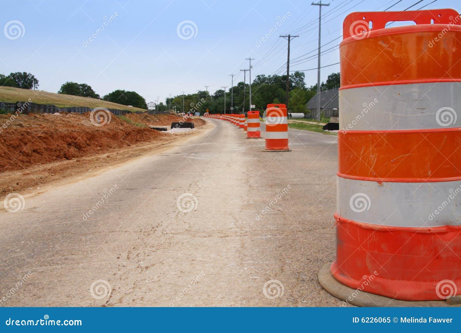Road Construction Pylon
