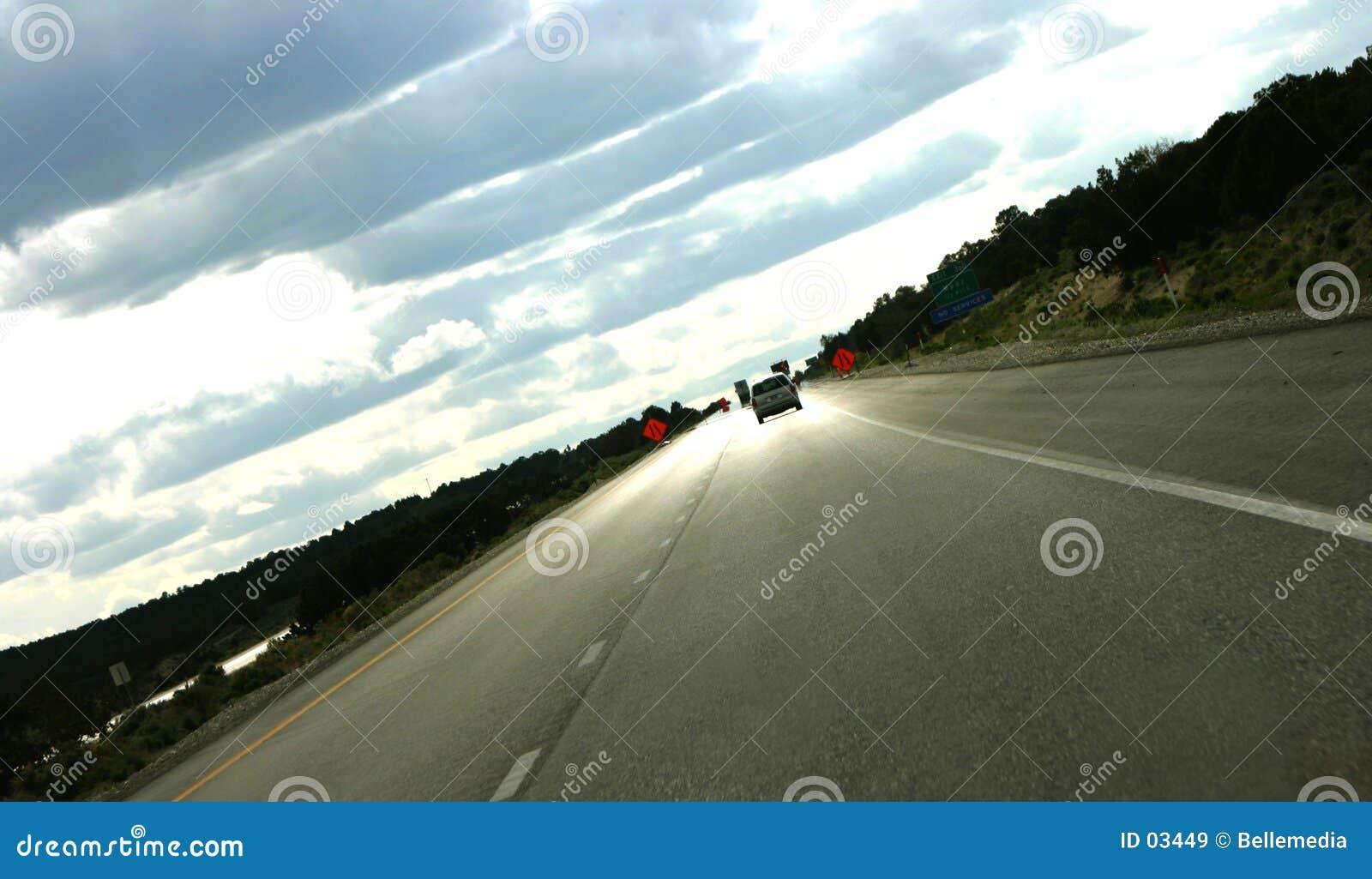 Road - Danger ahead!