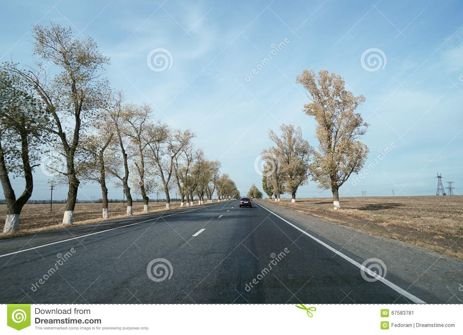 blue road nature photo - photo #11