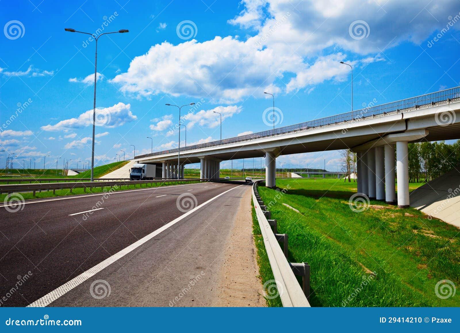 Road Highway Junction ...