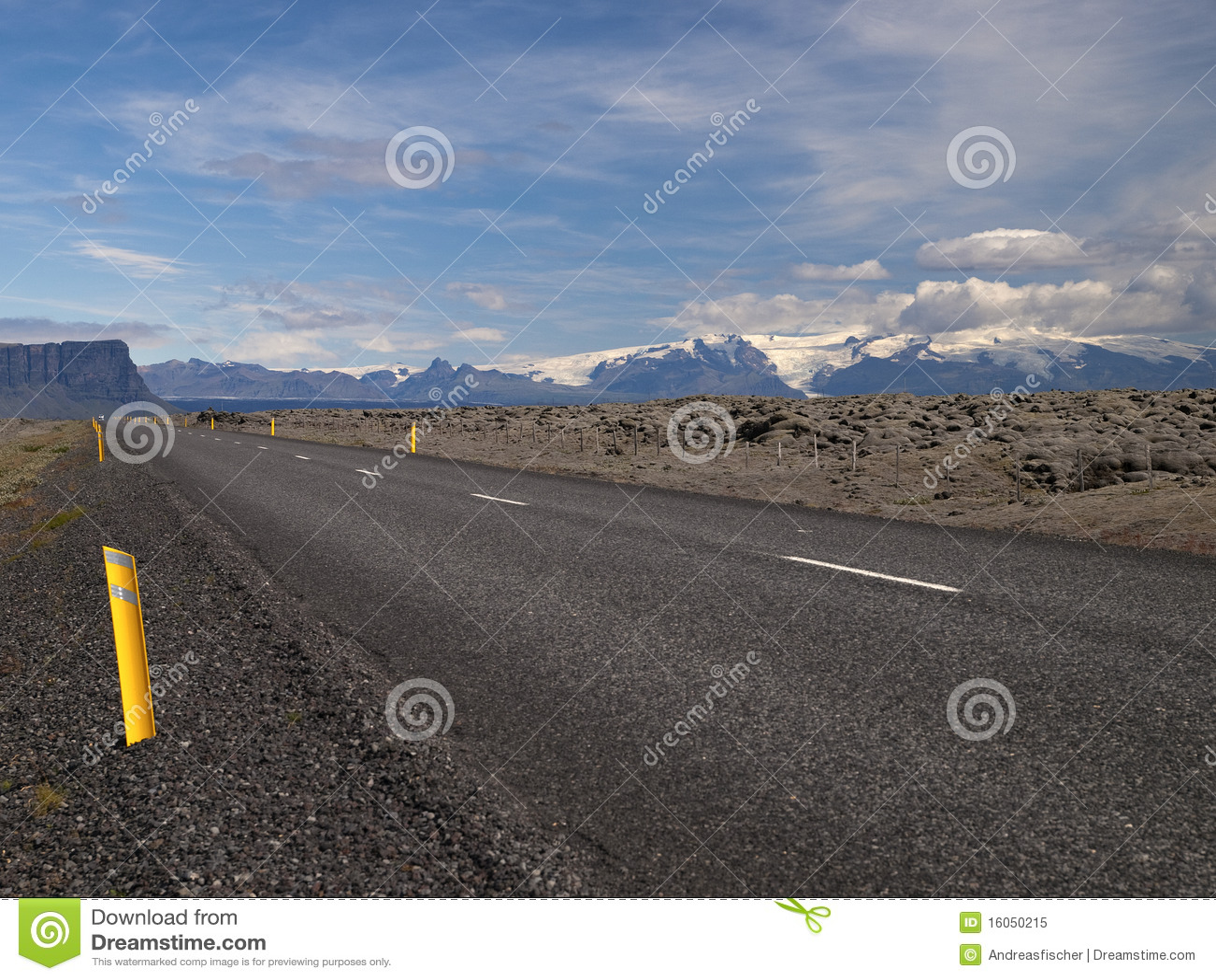 Road no. 1 - Iceland