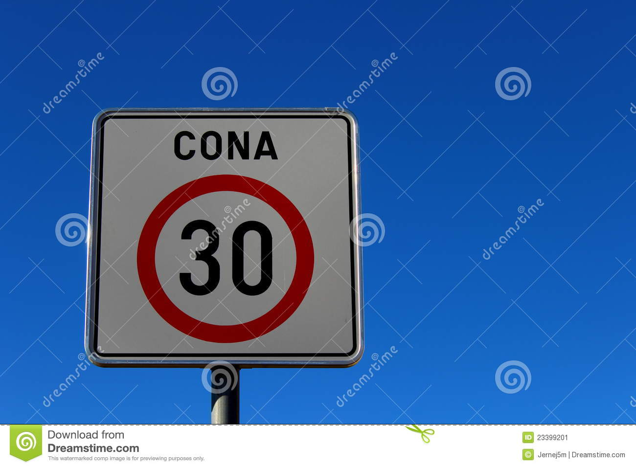 road sign 30 km h stock image image of drive pictures 23399201. Black Bedroom Furniture Sets. Home Design Ideas