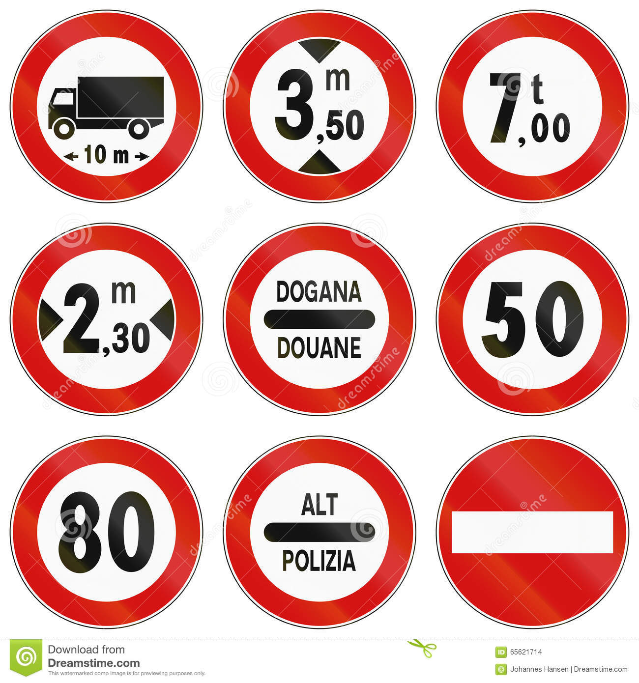 italian road signs and symbols. Black Bedroom Furniture Sets. Home Design Ideas