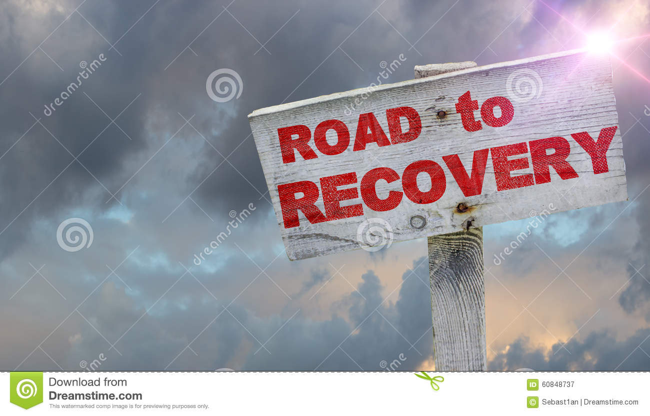 Road To Recovery Stock Photo - Image: 60848737