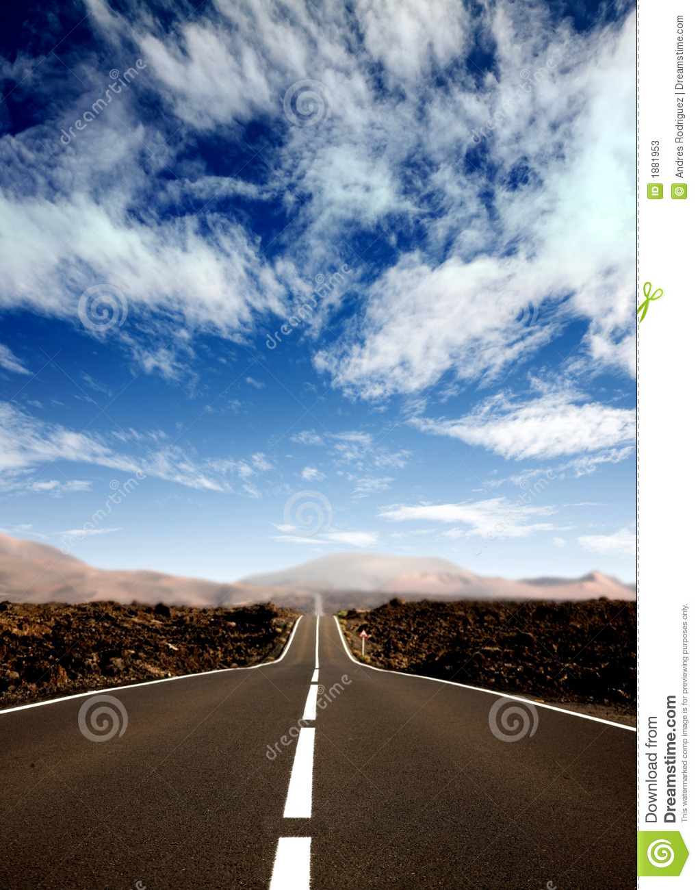 Road To Success Stock Image Image Of Rural Destination