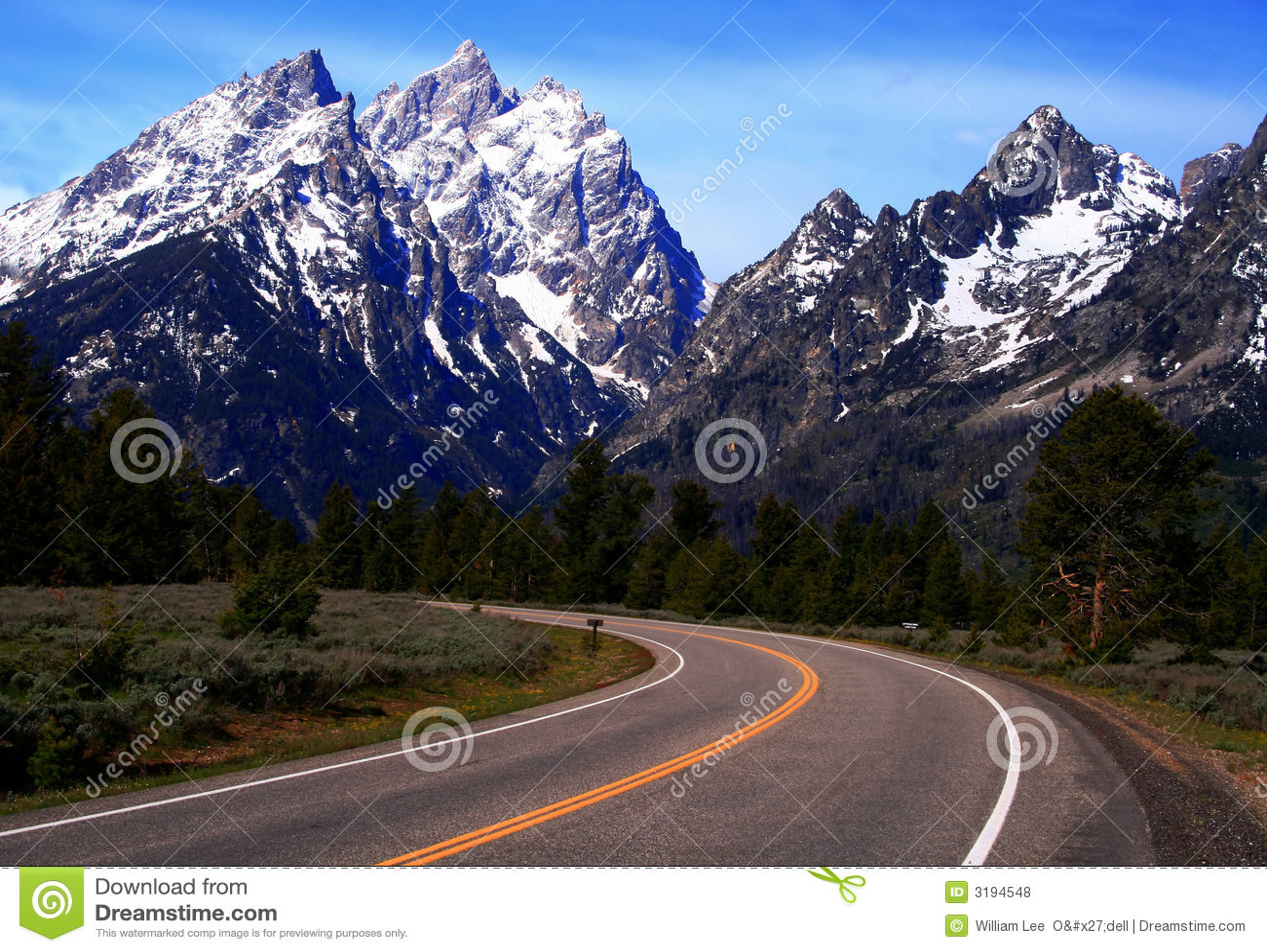 Road To The Teton s 2