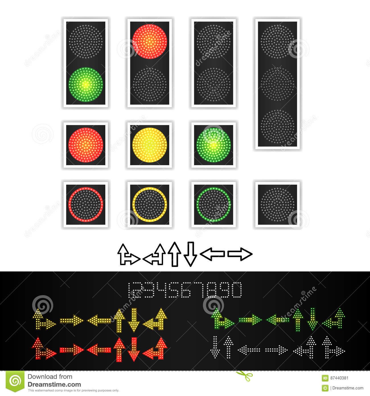 how to make a red light turn green