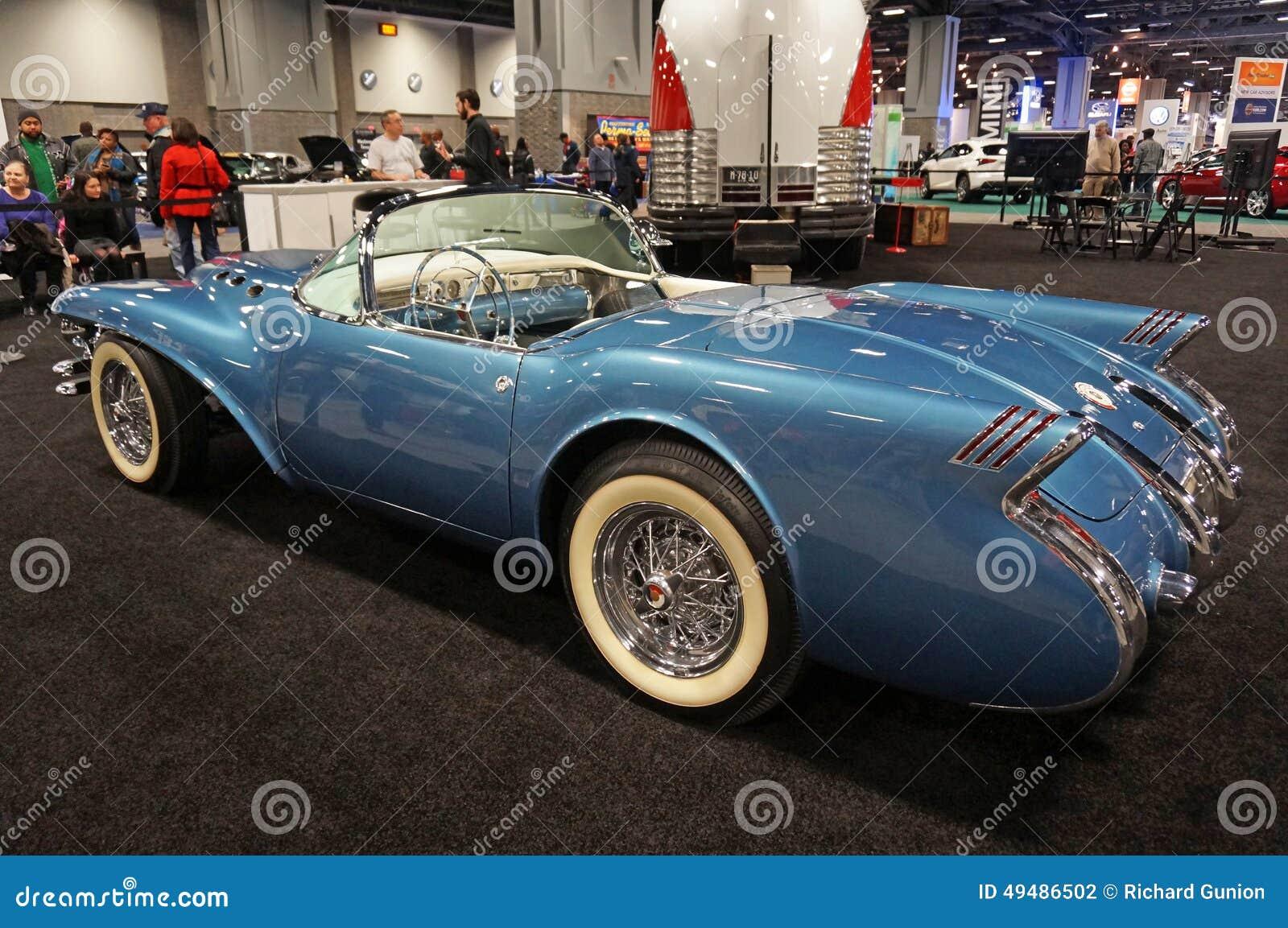 Roadster för Buick vildkatt II