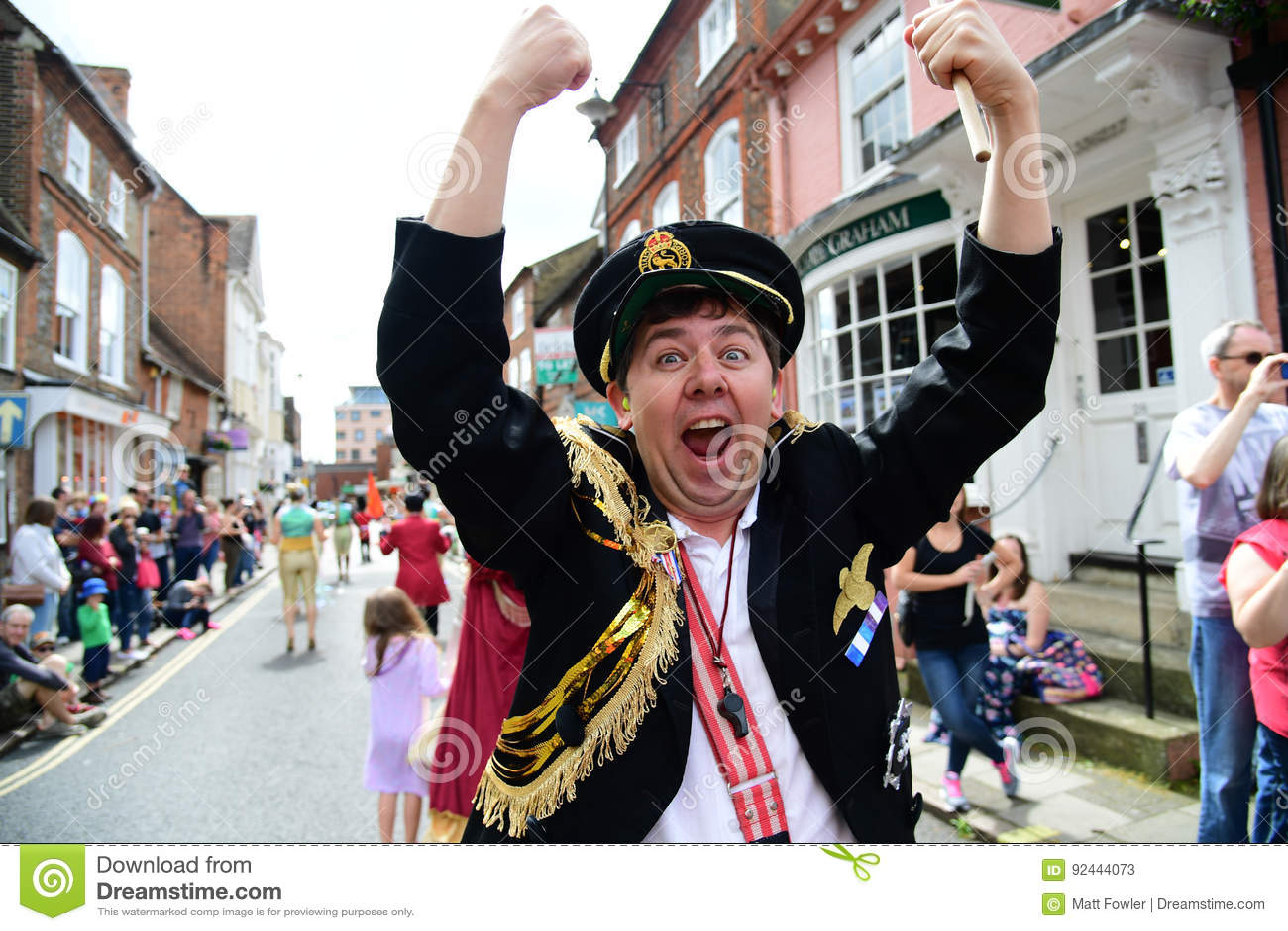 Roald Dahl Carnival Aylesbury, Buckinghamshire