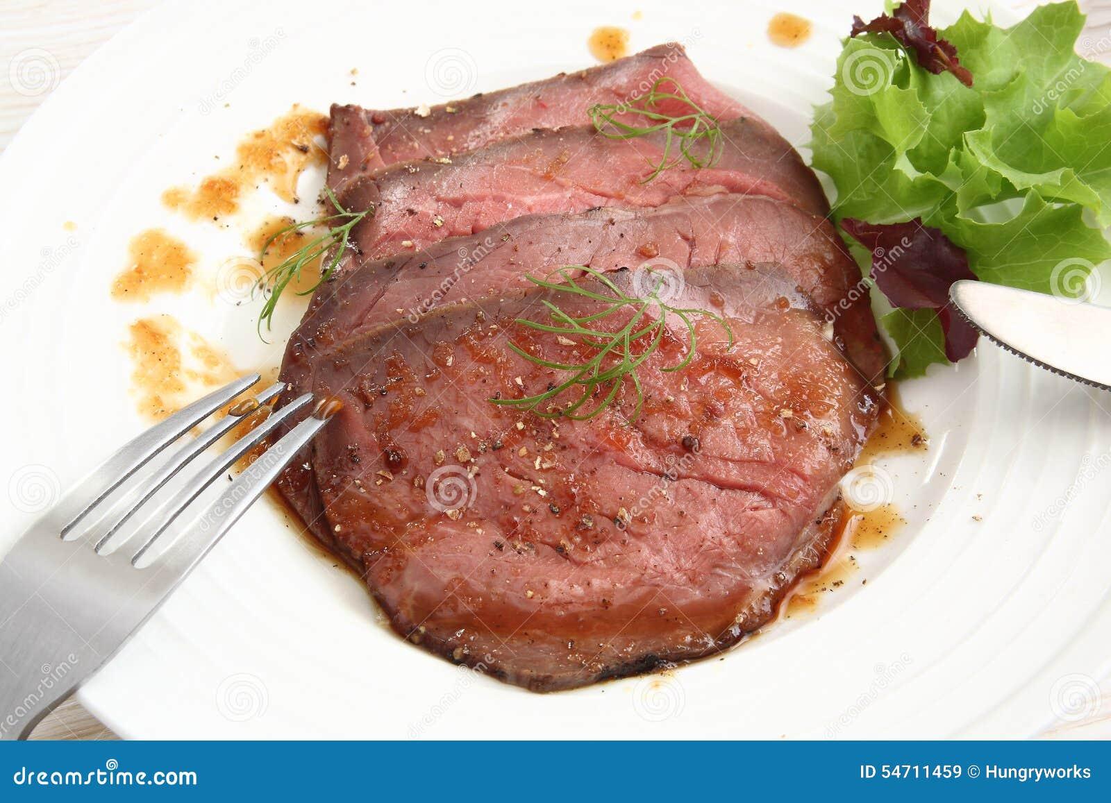 how to make gravy roast beef
