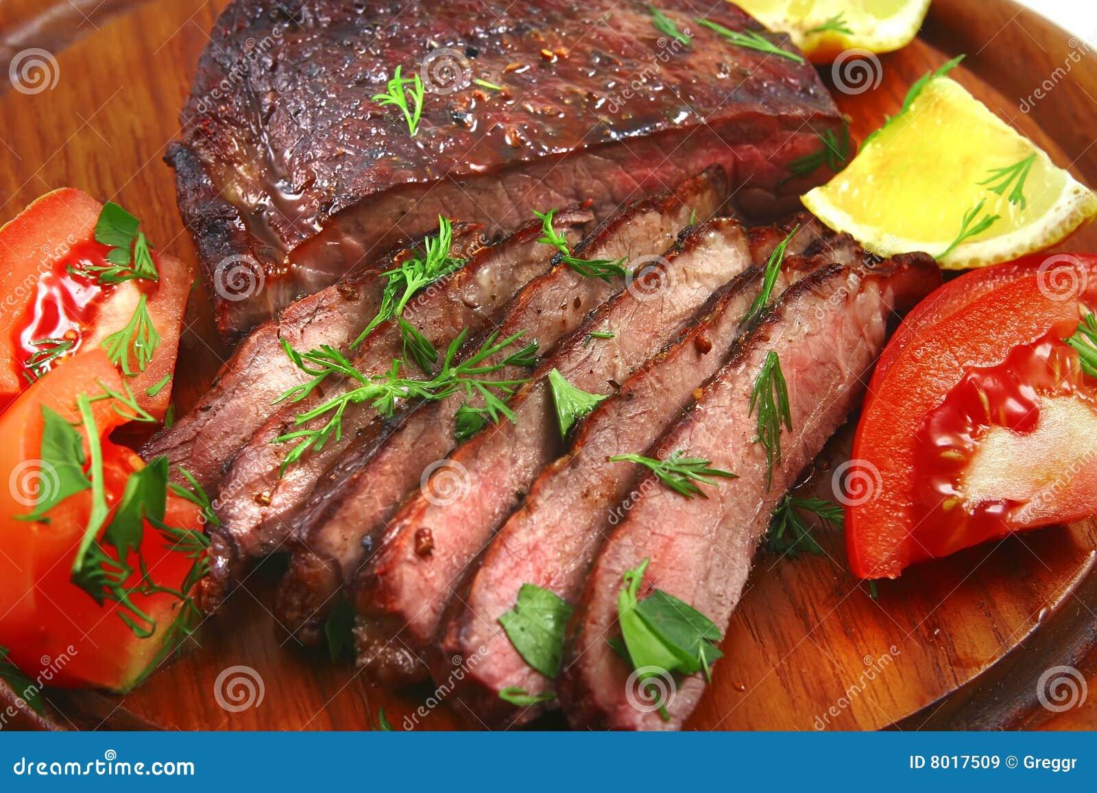 Как сделать печеное мясо