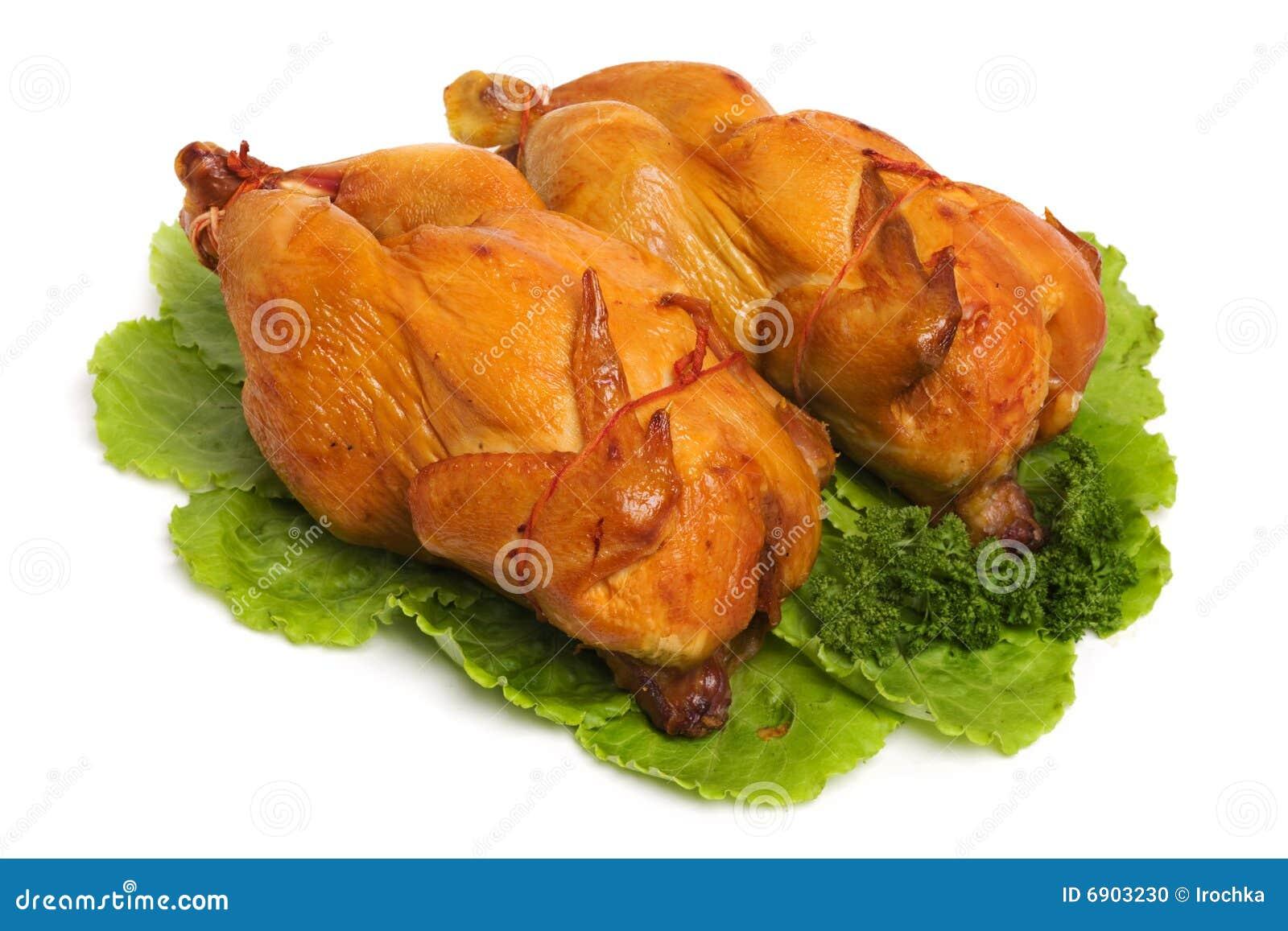Roast Chicken Stock Photo - Image: 6903230