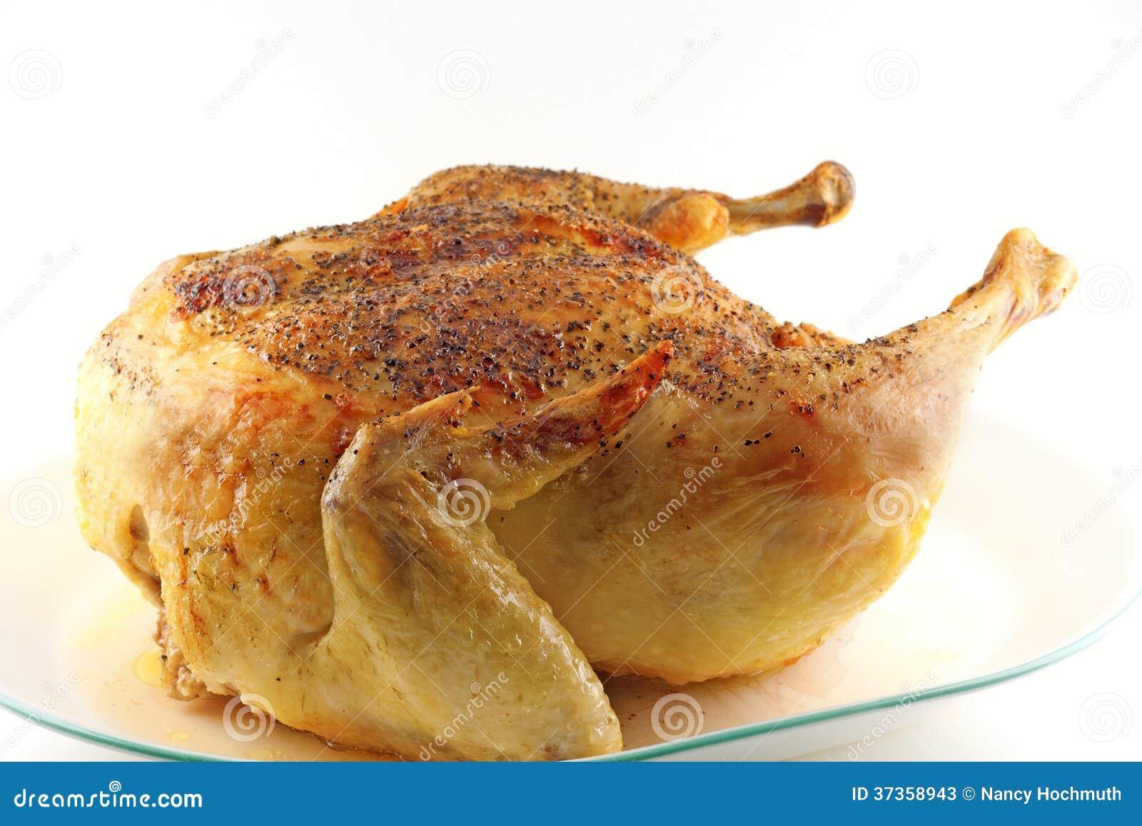 Roast Chicken Stock Photos - Image: 37358943