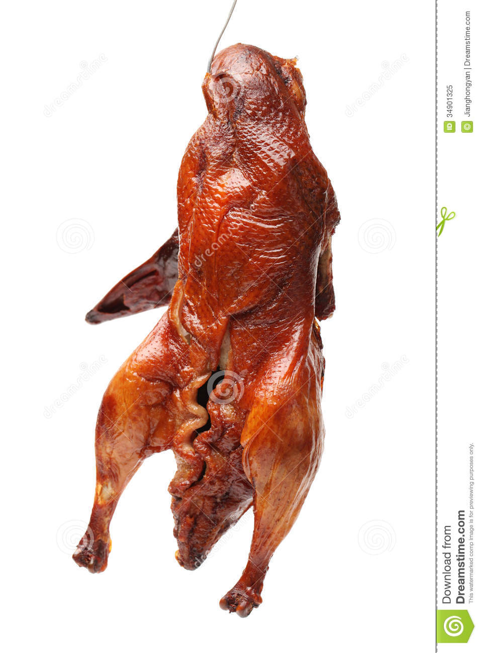 Roast Duck Royalty Free Stock Photo Image 34901325