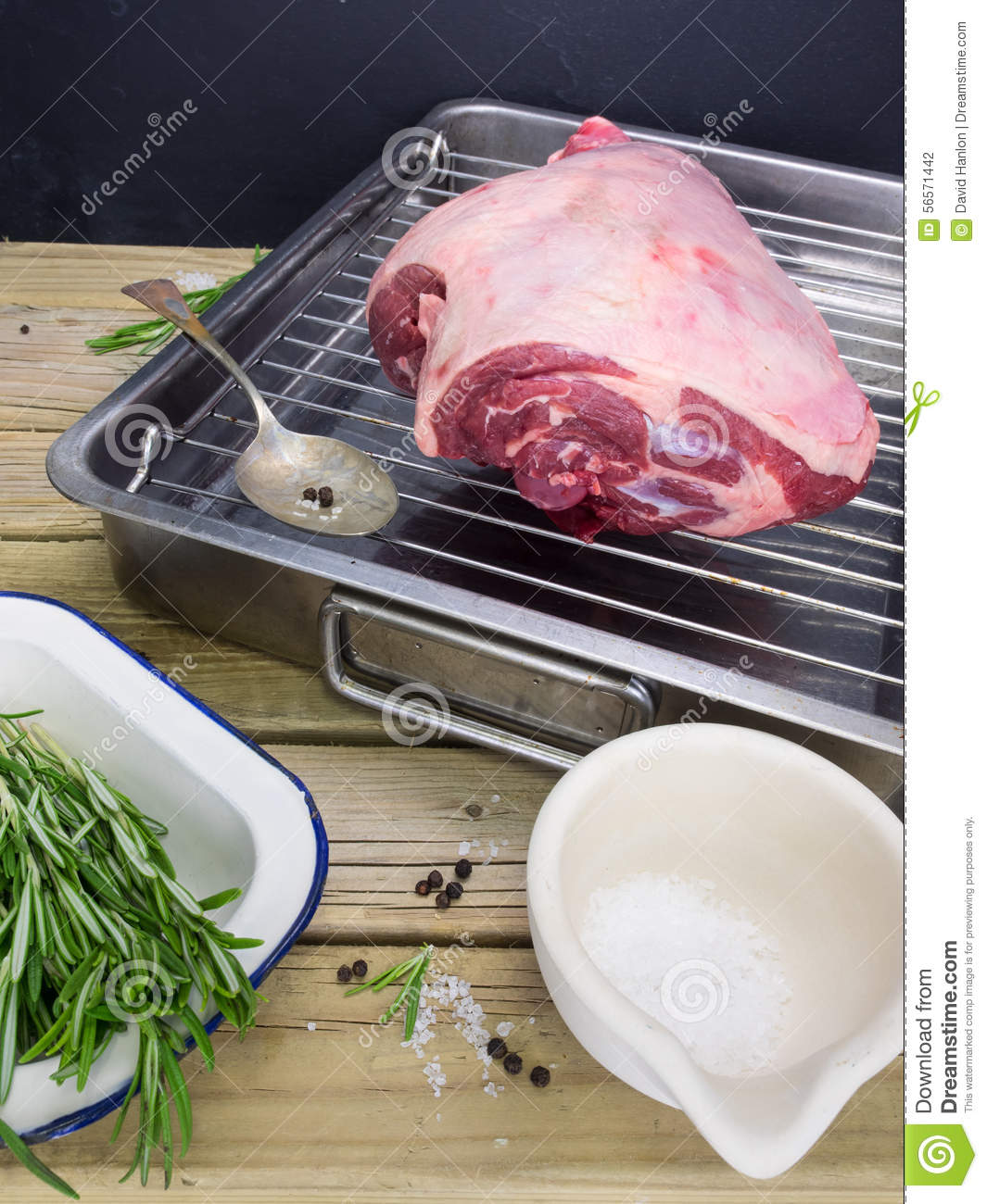 how to cook roast lamb joint