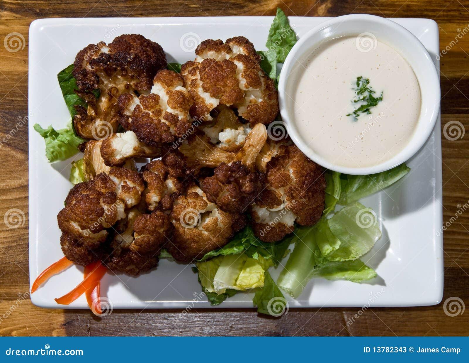roasted cauliflower roasted dip recipe spiced roasted cauliflower ...