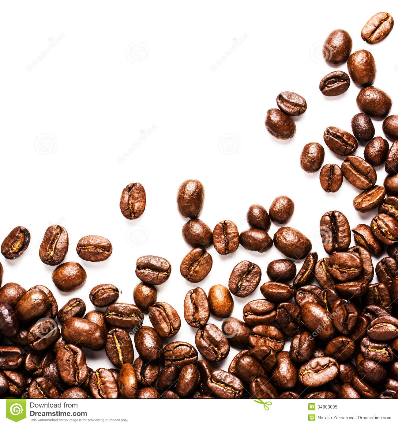 Coffee Bean Clip Art Black White Images & Pictures - Becuo