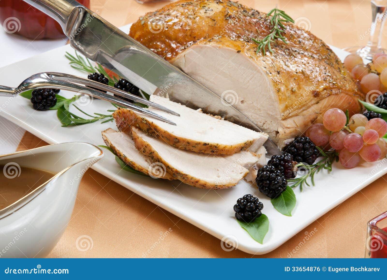 photo Rosemary Roast Turkey Breast