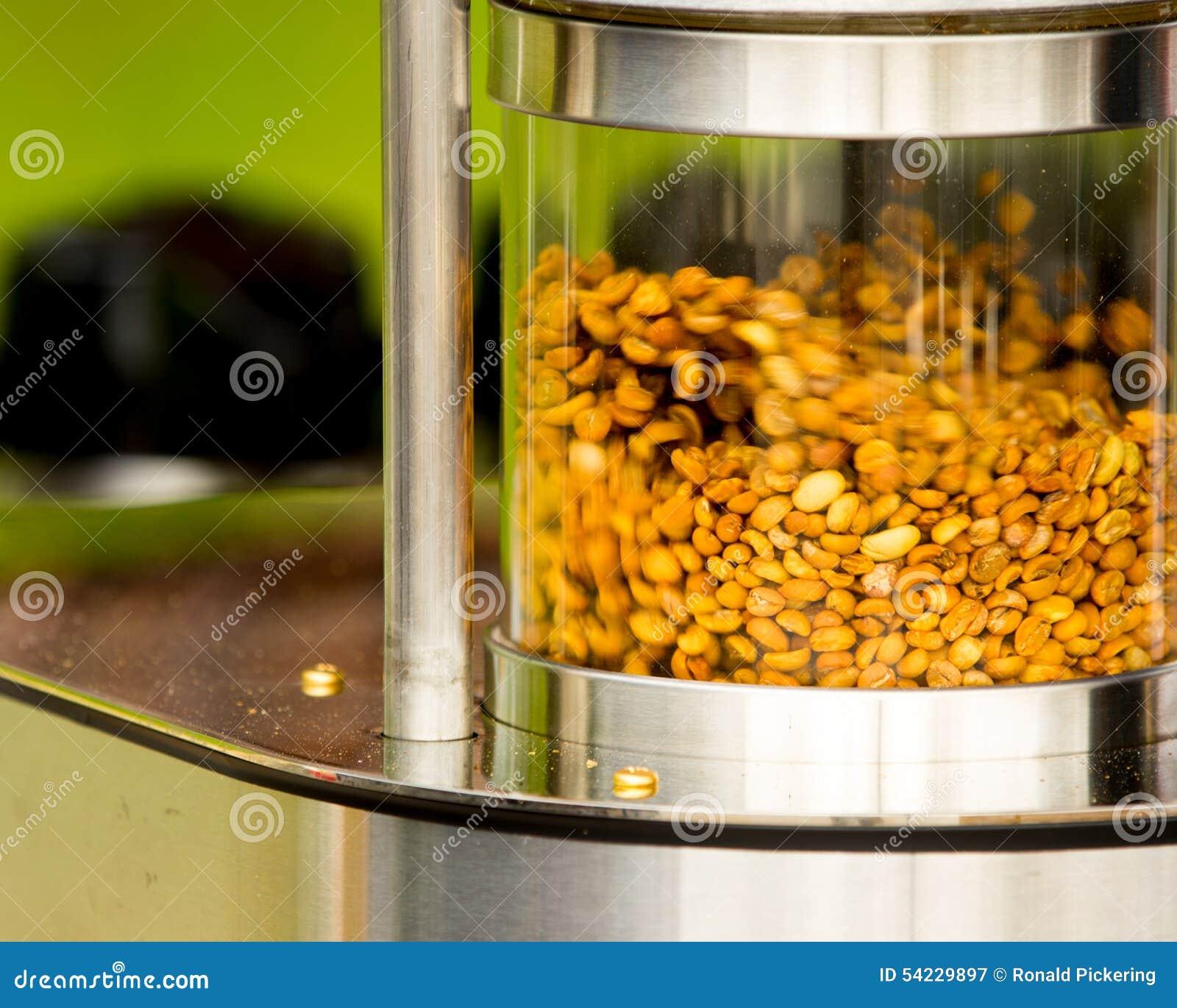 Roaster φασολιών καφέ